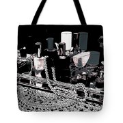 Scents Of A Woman II Abstract Tote Bag