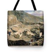 Schliemanns Excavation Tote Bag