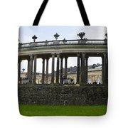 Schloss Sanssouci Gardens Tote Bag