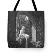 Schoenbrunn Palace, 1823 Tote Bag