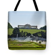 Schonbrunn Palace Gardens  Tote Bag