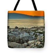 Schoodic Sunset Tote Bag