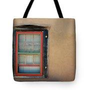 School House Window Tote Bag