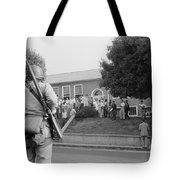 School Integration, 1956 Tote Bag