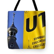 School Pride Tote Bag