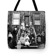 Schoolmistress, 1893 Tote Bag