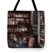 Science - Chemist - The Secret Of Life Tote Bag