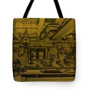 Scientific Expeditions Tote Bag