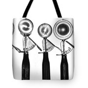 Scoops In Line Tote Bag