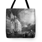 Scotland: Aberdeen, 1833 Tote Bag