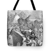 Scotland: Anti-tory Riot Tote Bag by Granger