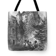 Scotland: Castle Tote Bag