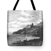 Scotland: Dunrobin Castle Tote Bag