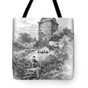 Scotland: Gilnockie Tower Tote Bag