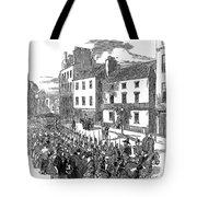 Scotland: Perth, 1848 Tote Bag