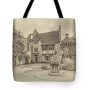 Scotney Castle Tote Bag
