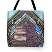 Scott County Courthouse Corner Detail Tote Bag