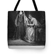 Scott: Ivanhoe, 1832 Tote Bag