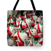 Scouts Parade Tote Bag