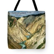 Scripture And Picture Psalm 104 24 Tote Bag