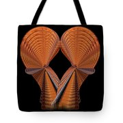 Scroll Construction Tote Bag