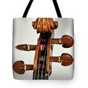 Scroll Front Tote Bag