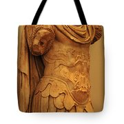 Sculpture Olympia 2 Tote Bag by Bob Christopher
