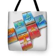 Sea Boxes Tote Bag