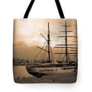 Sea Cloud II Tote Bag