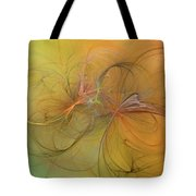 Sea Grass Sunset Tote Bag by Betsy Knapp