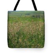 Sea Of Grass Tote Bag