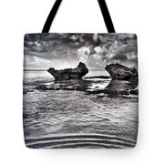 Sea Ripples Tote Bag