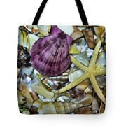 Sea Treasure - Landscape Tote Bag