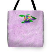 Sea Turtle Escape Tote Bag