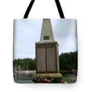 Seafarer's Memorial Tote Bag