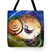 Seagrass And Sultry Non-subtlety Tote Bag