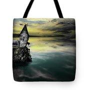 Seagull Island Tote Bag