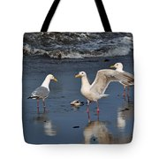 Seagulls Passion Tote Bag