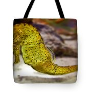 Seahorse Of Course Tote Bag
