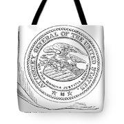 Seal: Attorney General Tote Bag