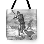 Seal Hunting, 1867 Tote Bag