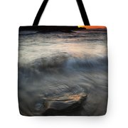 Seal Rock Sunset Tote Bag