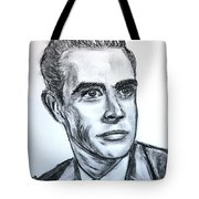 Sean Connery Tote Bag