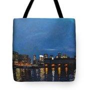 Seaport Boulevard Tote Bag