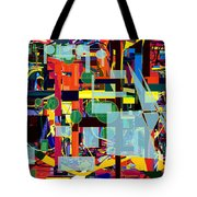 Search To Express The Will Of The Eternal Blessed One Tote Bag