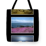 Seascape Triptych Tote Bag