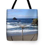 Seaside Solitude Tote Bag