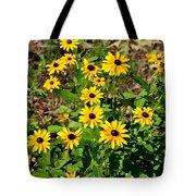 Season In The Sun Tote Bag