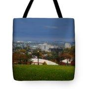 Season Of Change Tote Bag