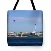 Seattle - American City Tote Bag